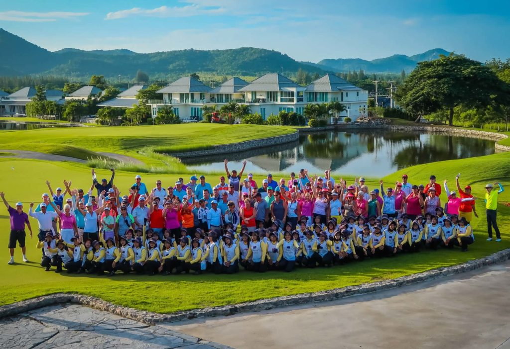 Thailand's Biggest Tournament for Club Golfers is Underway