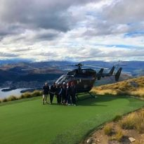 Extreme Helicopter Golf