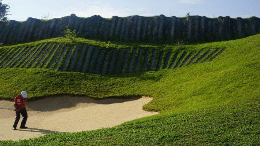 4. Siam Country Club Rolling Hill