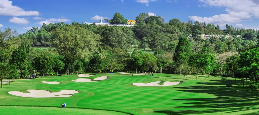 Our Top Ten Golf Courses in Pattaya Thailand
