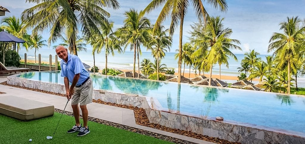 Golf in Southern Thailand During a Pandemic